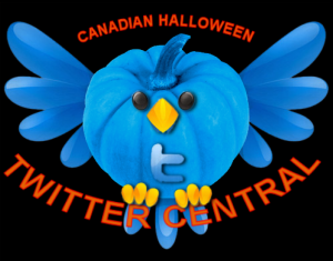 Canadian Halloween Twitter Central