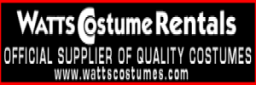 WATTS Costume Rentals